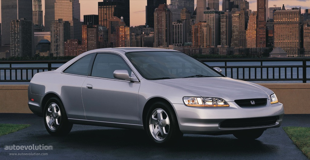 2002 honda accord 2.3 ex manual sedan