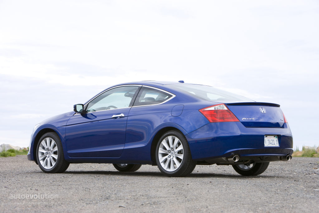Honda Accord Coupe Us 2008 Present