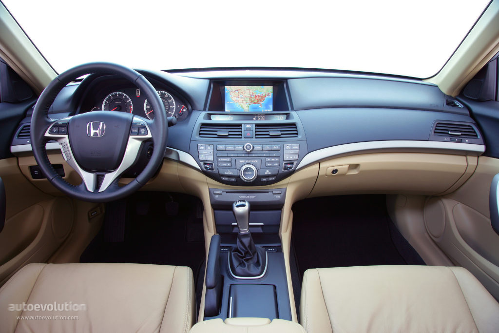 ... HONDA Accord Coupe US (2008   Present) ...