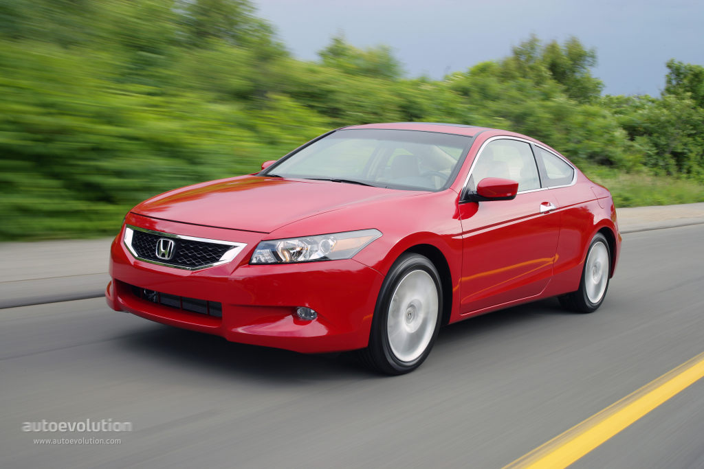 Amazing ... HONDA Accord Coupe US (2008   Present) ...