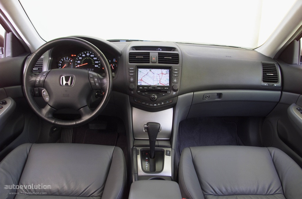 HONDA Accord Coupe US - 2003, 2004, 2005 - autoevolution