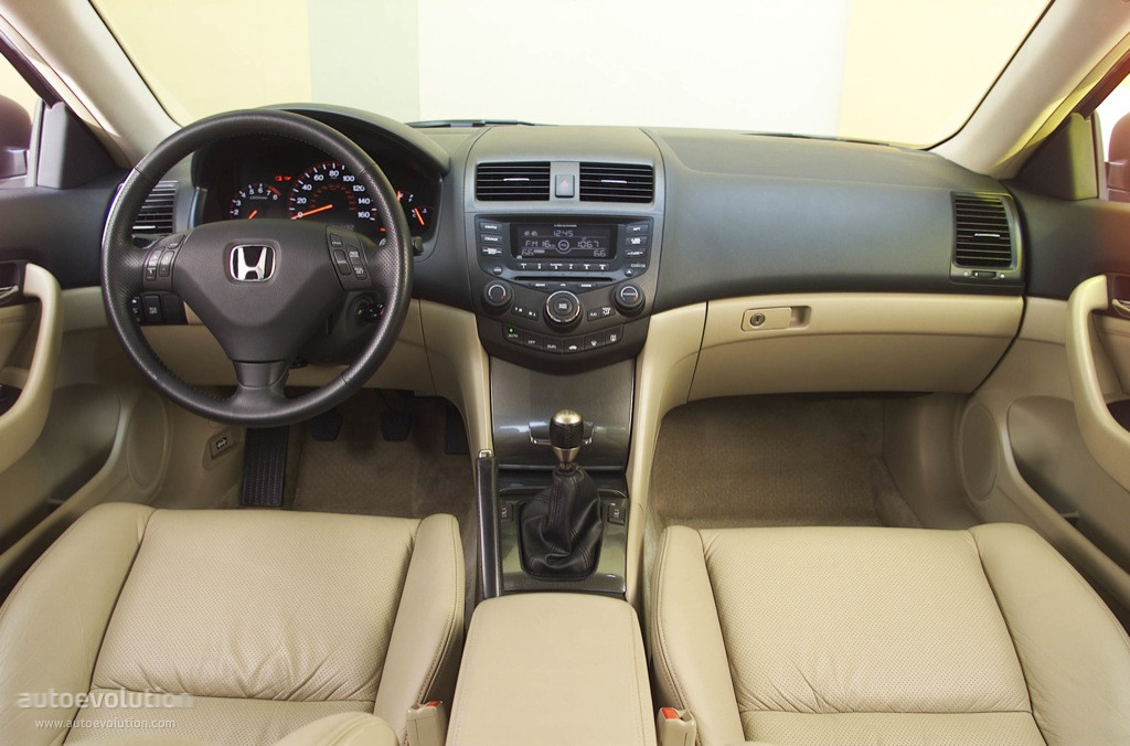 honda accord coupe us specs - 2003  2004  2005