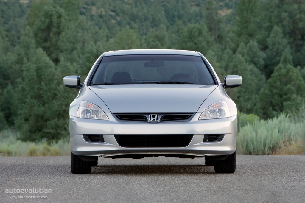 HONDA Accord Coupe US specs & photos - 2006, 2007 - autoevolution