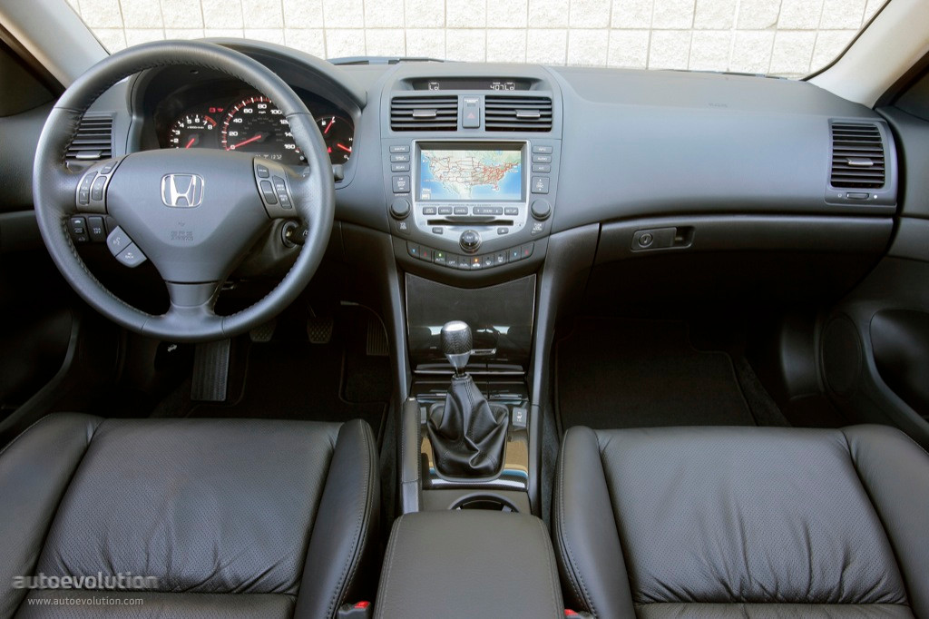 Honda Accord Coupe Us Specs 2006 2007 Autoevolution