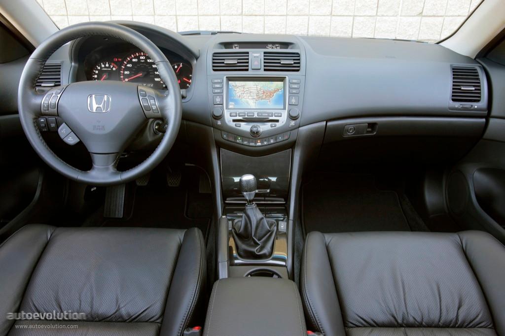 Honda Accord Coupe Us 2006 2007 Autoevolution