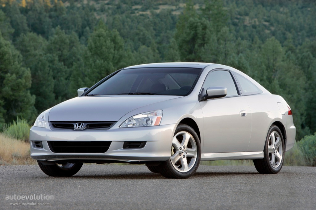 honda accord coupe us specs photos 2006 2007. Black Bedroom Furniture Sets. Home Design Ideas