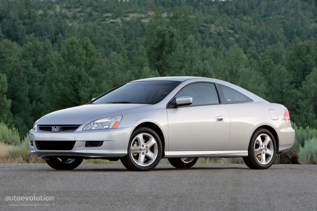 HONDA Accord Coupe US - 2006, 2007 - autoevolution