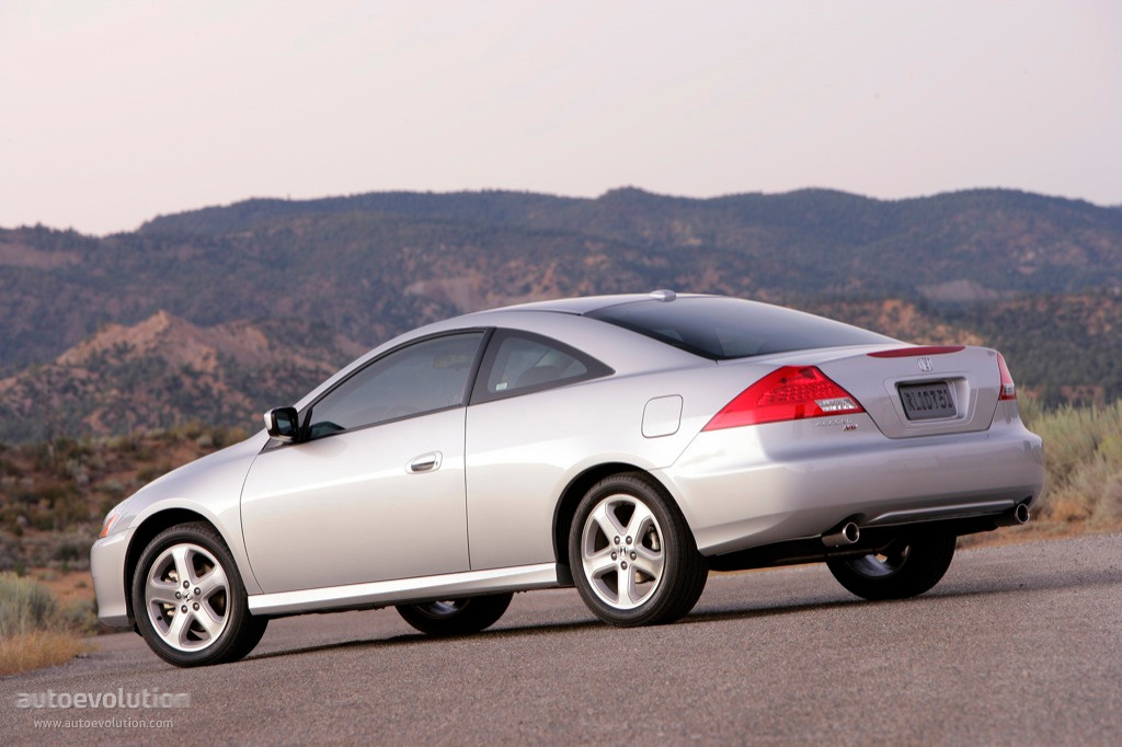New Honda Accord >> HONDA Accord Coupe US specs & photos - 2006, 2007 - autoevolution
