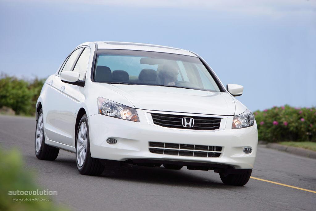 2009 honda accord sedan specs