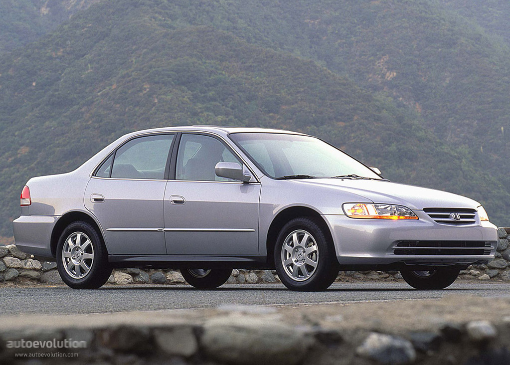 New Honda Civic >> HONDA Accord Sedan US specs & photos - 1997, 1998, 1999, 2000, 2001, 2002 - autoevolution