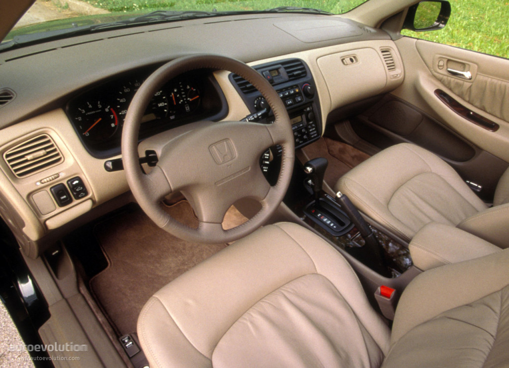 1998 Honda Accord Reviews >> HONDA Accord Sedan US - 1997, 1998, 1999, 2000, 2001, 2002 - autoevolution