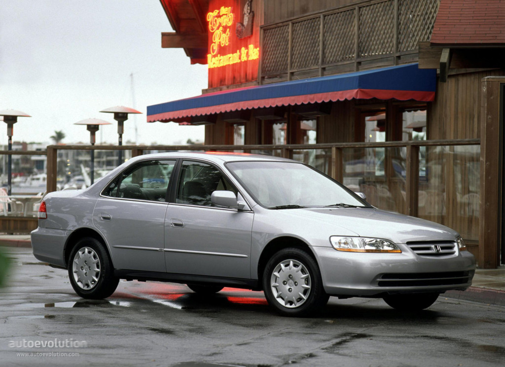 Honda Accord Sedan Us Specs  U0026 Photos