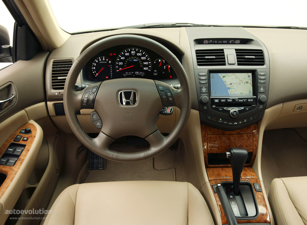 2007 honda accord lx specs