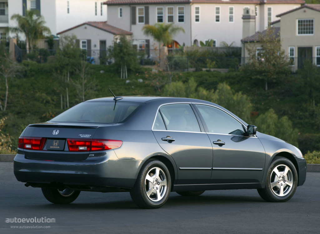 Honda Accord Sedan >> HONDA Accord Sedan US - 2005, 2006, 2007 - autoevolution