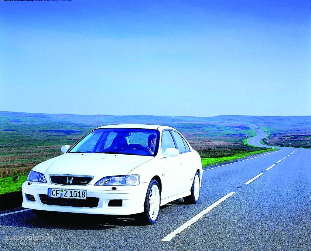 HONDA Accord Type R specs - 1998, 1999, 2000, 2001, 2002, 2003, 2004, 2005 - autoevolution