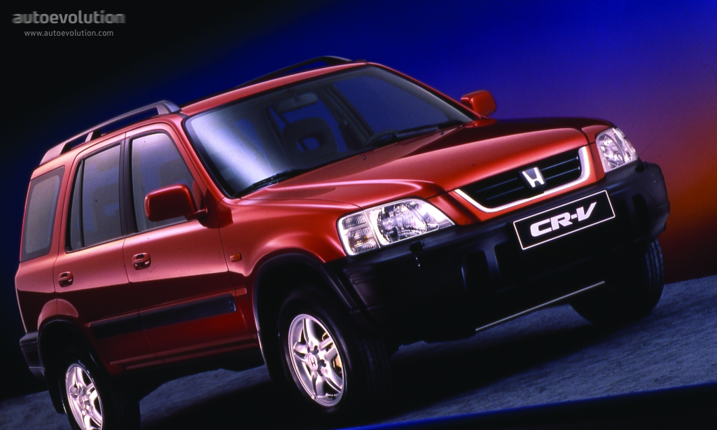 Honda Cr V Specs Amp Photos 1996 1997 1998 1999 2000