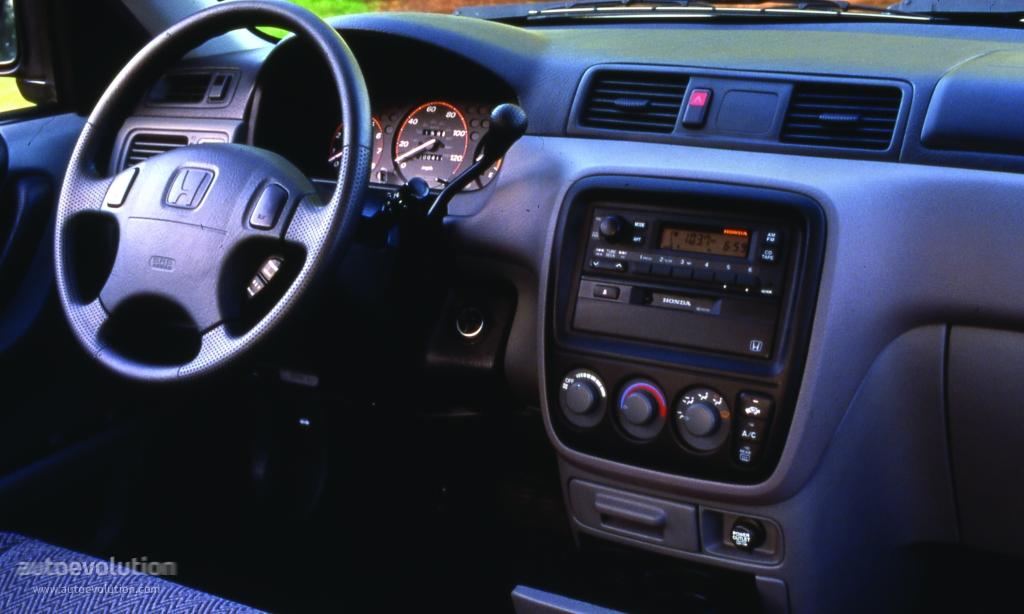 1999 Honda Civic Lx >> HONDA CR-V - 1996, 1997, 1998, 1999, 2000, 2001 ...