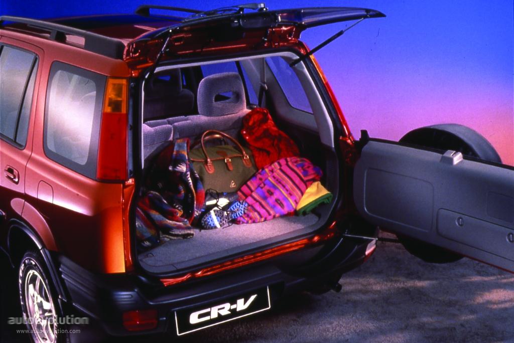 HONDA CR-V - 1996, 1997, 1998, 1999, 2000, 2001 ...