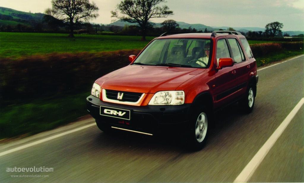 Honda Cr V 1996 2001
