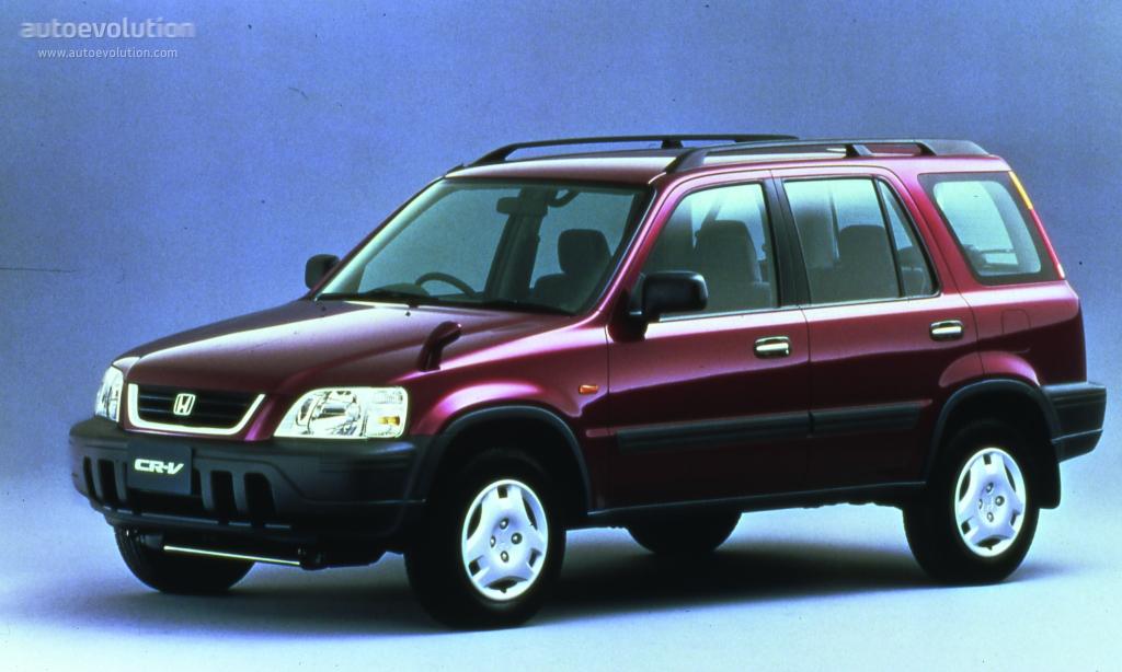 Hondacr V on 1997 Dodge Suv