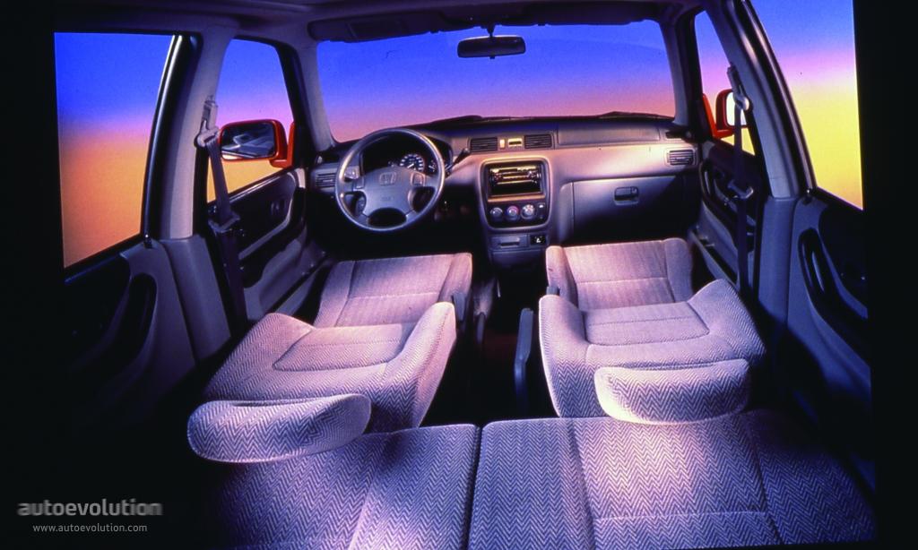 Honda Crv 1999 >> HONDA CR-V - 1996, 1997, 1998, 1999, 2000, 2001 - autoevolution