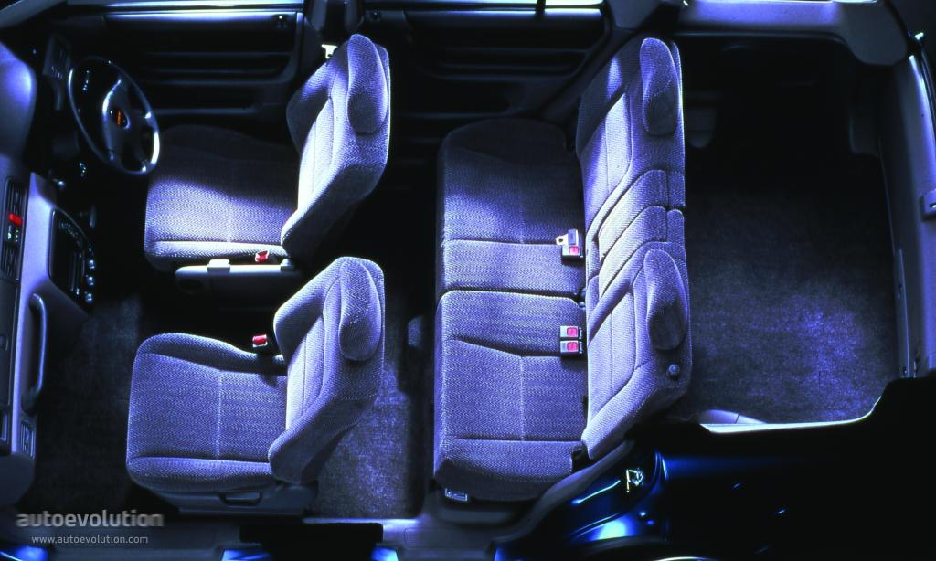 HONDA CR-V - 1996, 1997, 1998, 1999, 2000, 2001 - autoevolution