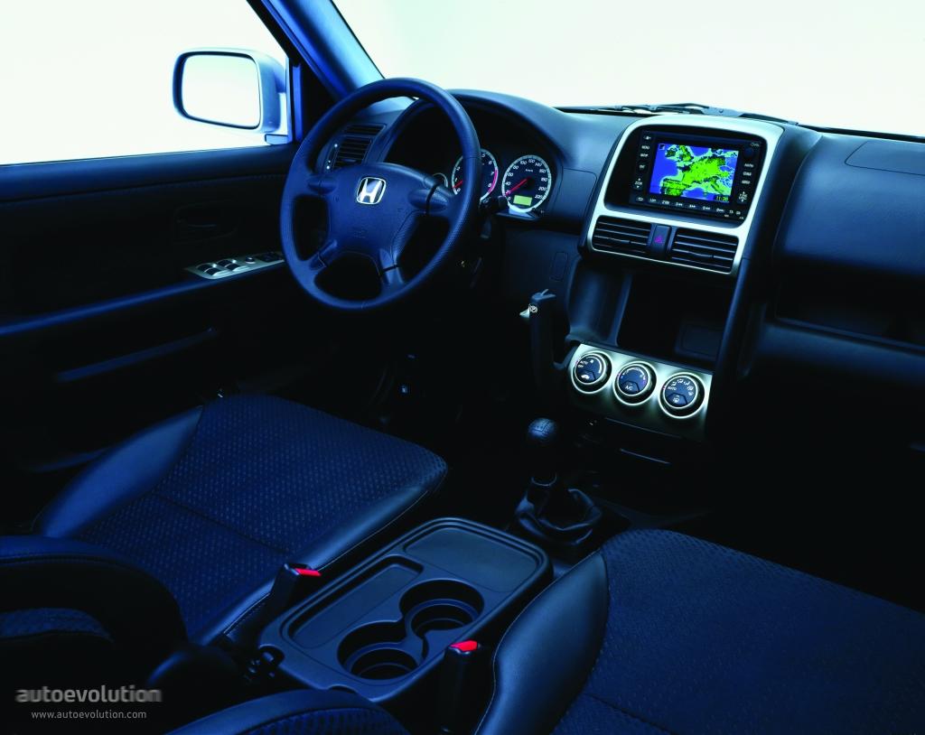 HONDA CR-V - 2002, 2003, 2004 - autoevolution
