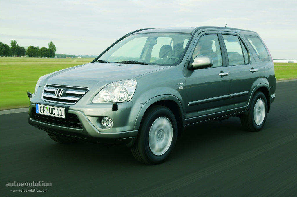 HONDA CR-V - 2004, 2005, 2006, 2007 - autoevolution