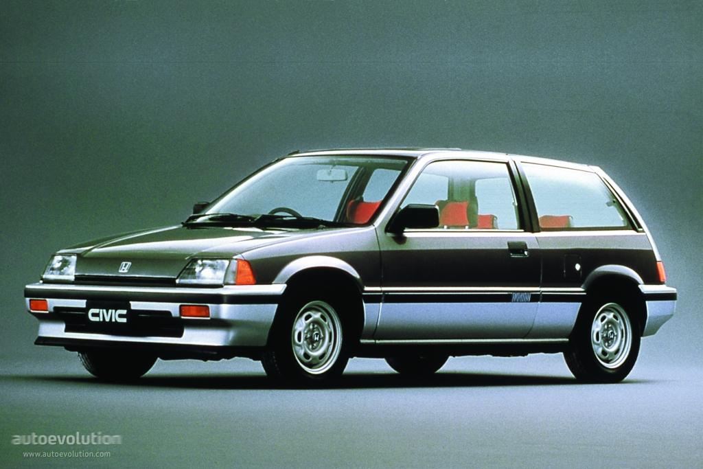 honda civic shuttle 1985 1,3 l