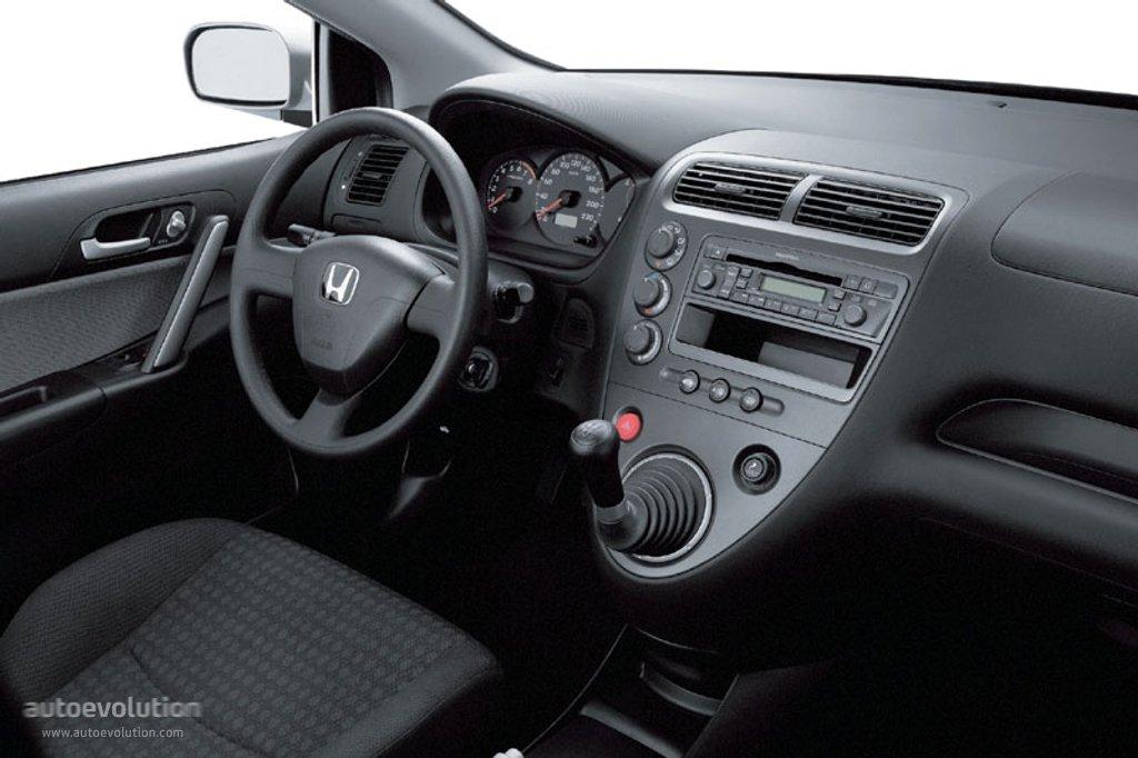 Honda Civic 2001 Coupe Tuning Interior >> HONDA Civic 3 Doors specs - 2001, 2002, 2003 - autoevolution