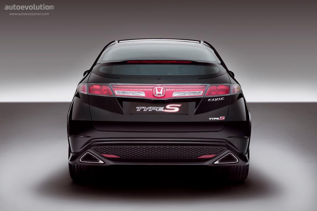 ... HONDA Civic Type S (2008   2011) ...
