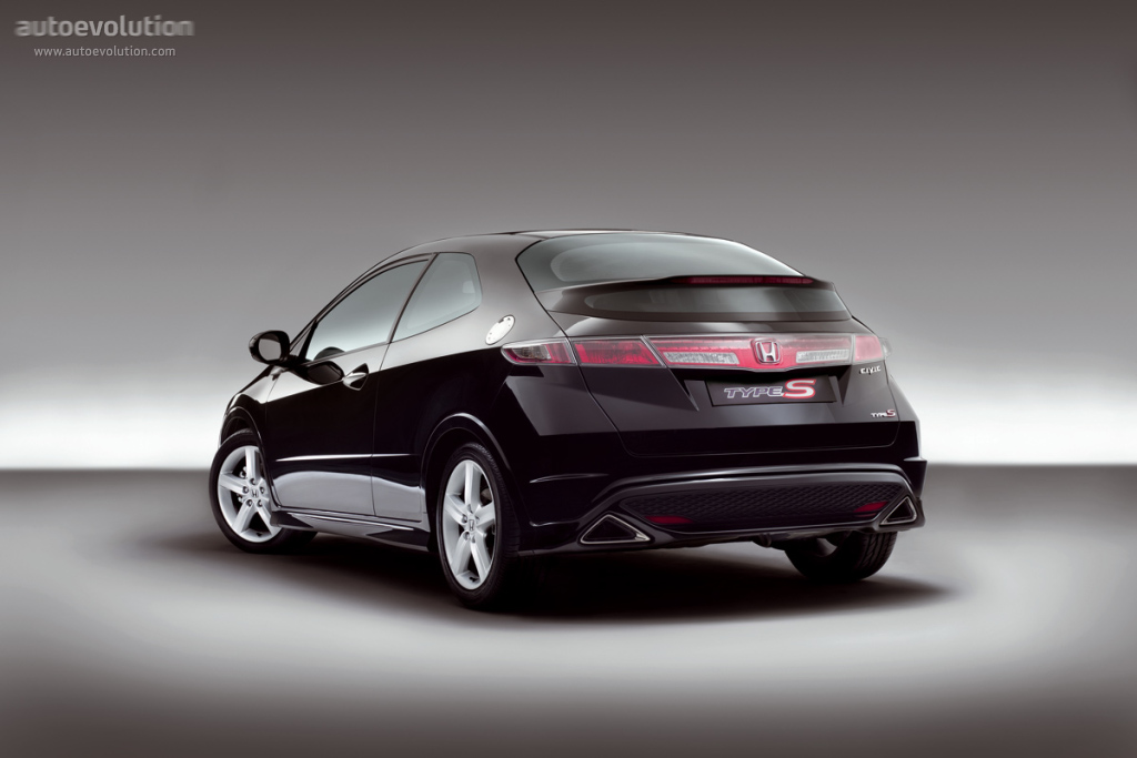 honda civic type s specs photos 2008 2009 2010 2011 autoevolution. Black Bedroom Furniture Sets. Home Design Ideas