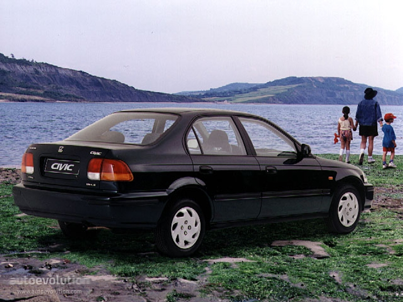 ... HONDA Civic Sedan (1995   2000)