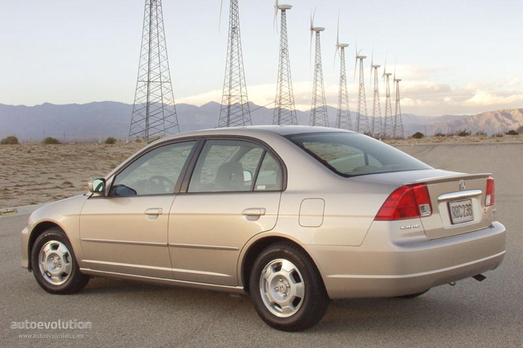 ... HONDA Civic Sedan (2003   2005) ...