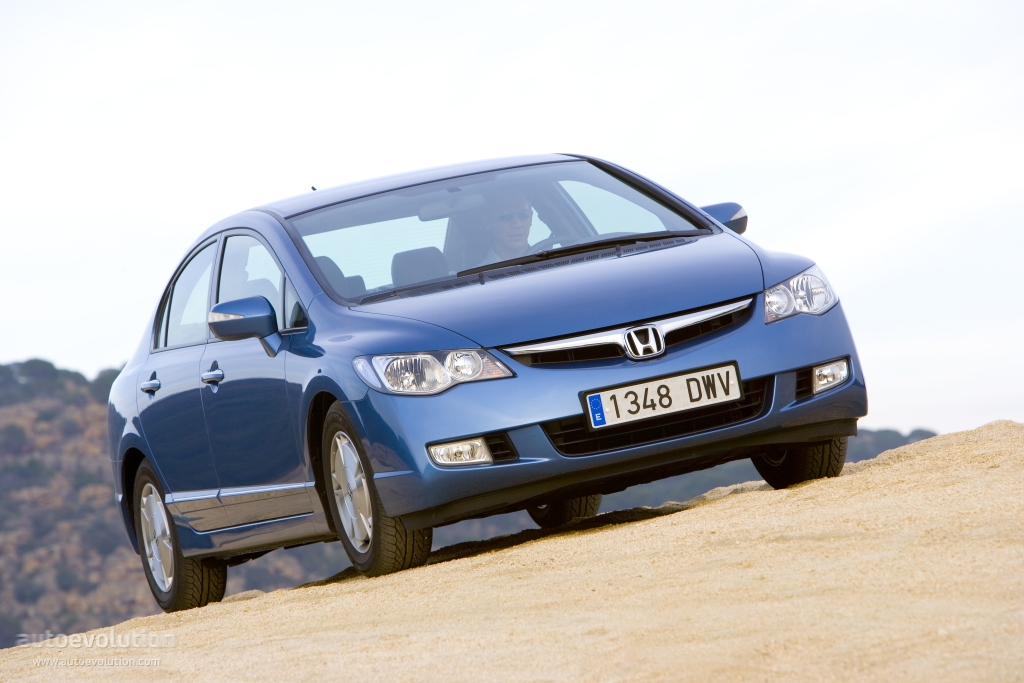 HONDA Civic Sedan (2006   2008) ...