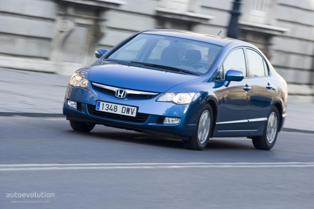 ... HONDA Civic Sedan (2006   2008) ...