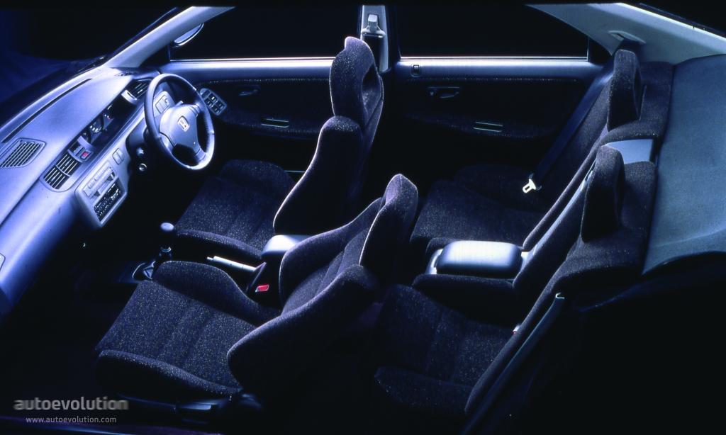 HONDA Civic Sedan - 1991, 1992, 1993, 1994, 1995, 1996 - autoevolution