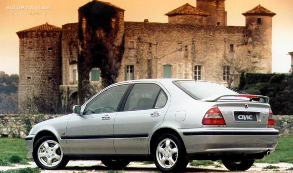... HONDA Civic 5 Doors (1997   2001)