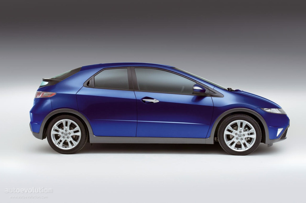 Honda Civic 5 Doors Specs 2008 2009 2010 2011
