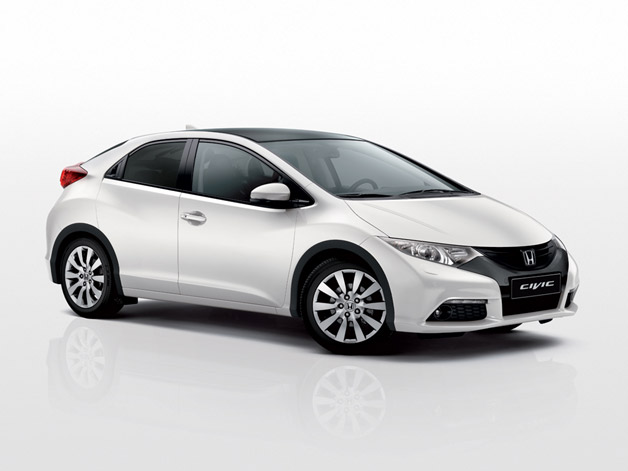 Attractive HONDA Civic 5 Doors (2012   2015) ...
