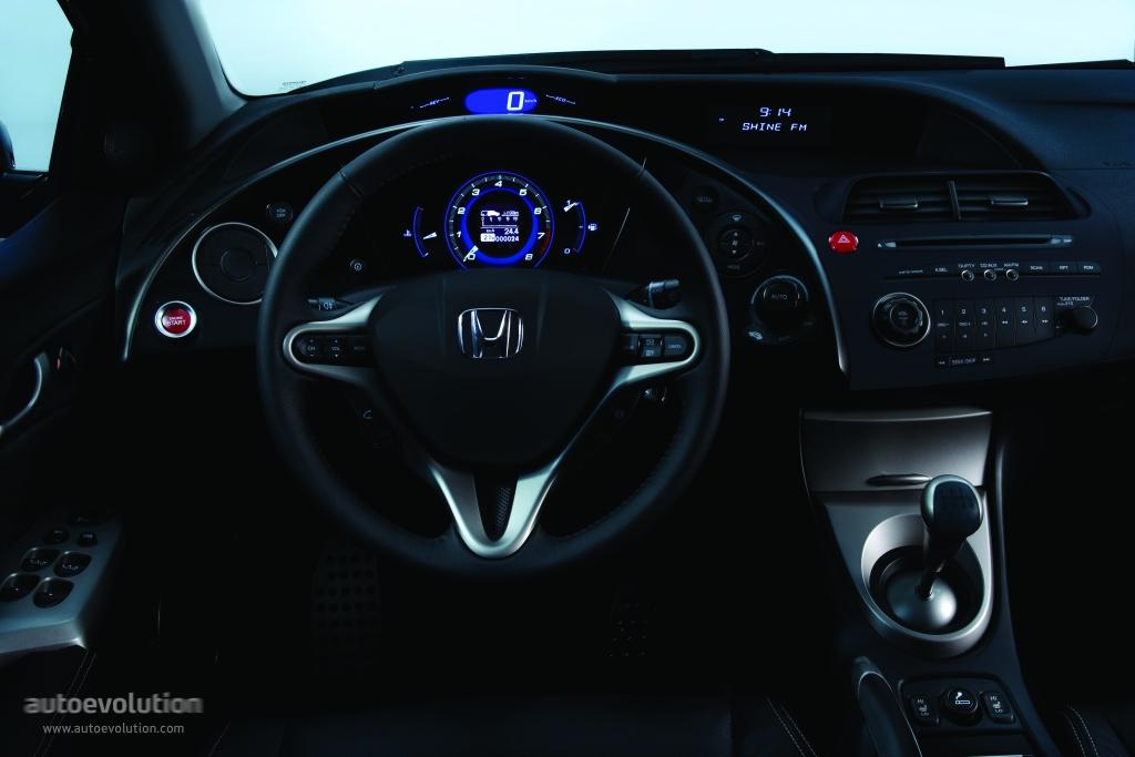 Honda Civic 5 Doors Specs 2005 2006 2007 2008