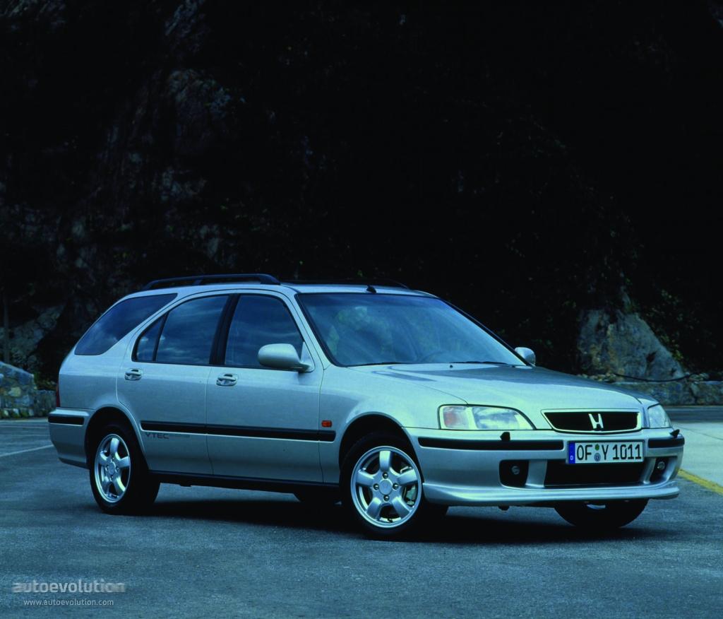 HONDA Civic Aero Deck specs & photos - 1998, 1999, 2000, 2001 - autoevolution