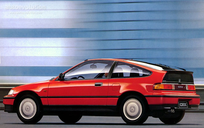 1989 honda civic specs