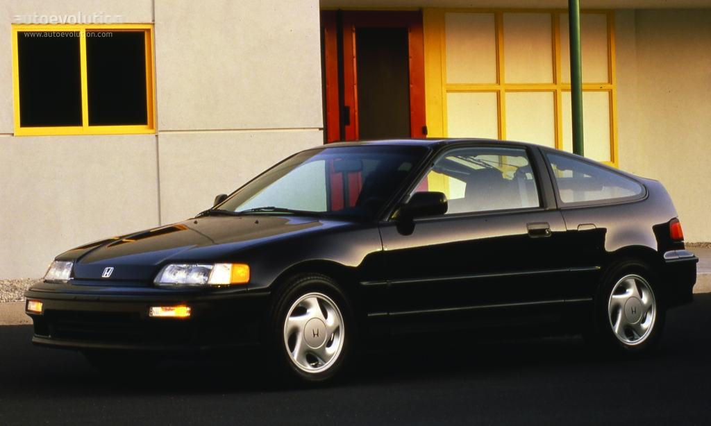 Honda Civic Si Used >> HONDA Civic CRX specs - 1988, 1989, 1990, 1991, 1992, 1993 - autoevolution