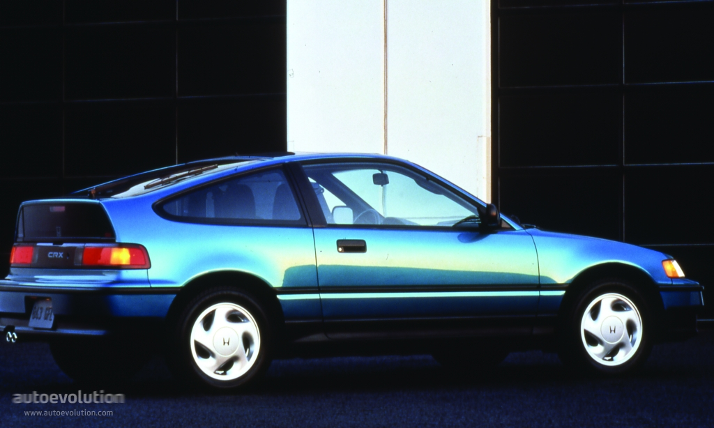 honda civic crx specs   1988 1989 1990 1991 1992 1993   autoevolution