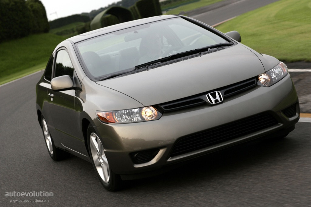 HONDA Civic Coupe (2005   2008) ...