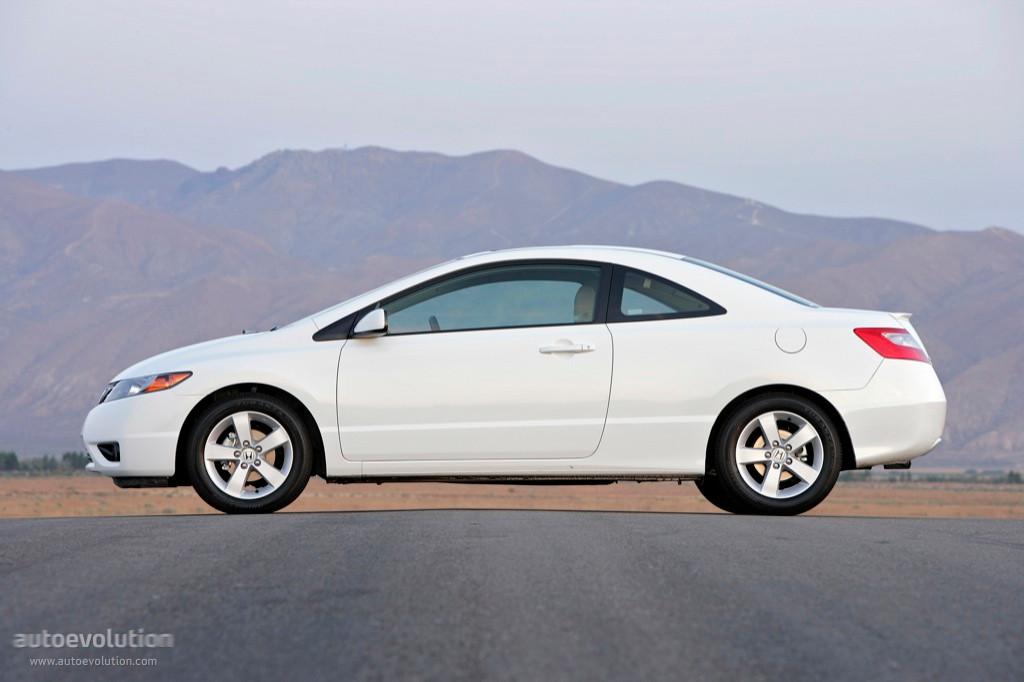 Delightful ... HONDA Civic Coupe (2005   2008) ...