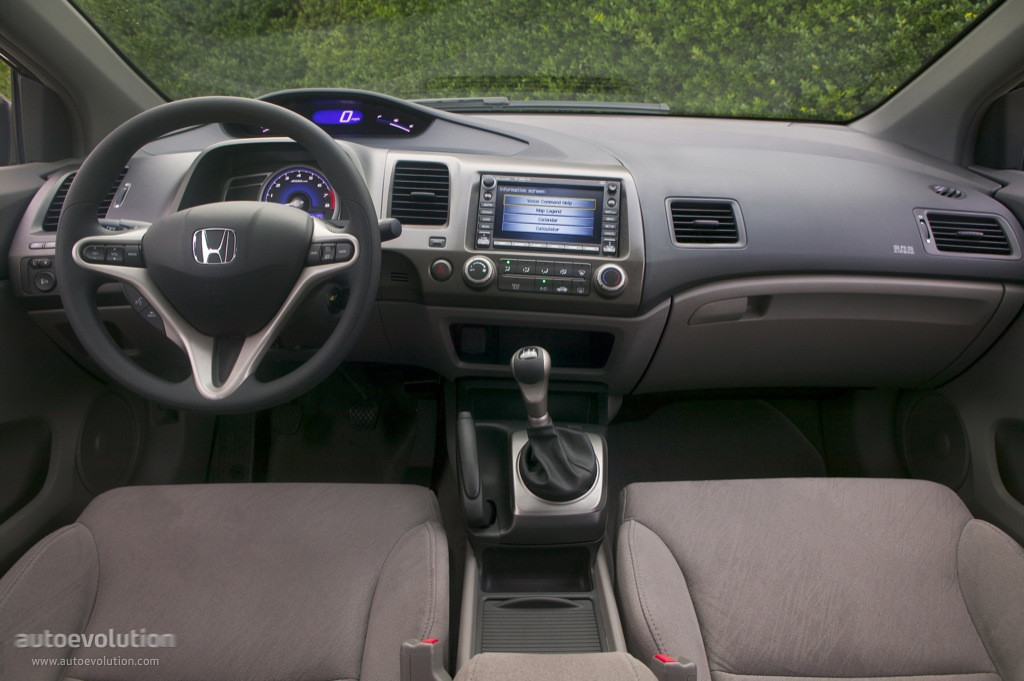HONDA Civic Coupe - 2005, 2006, 2007, 2008 - autoevolution