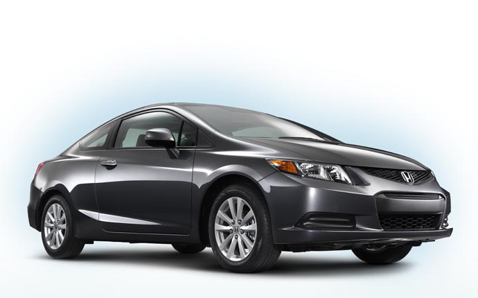 Honda Civic Coupe Specs 2012 2013 2014 2015