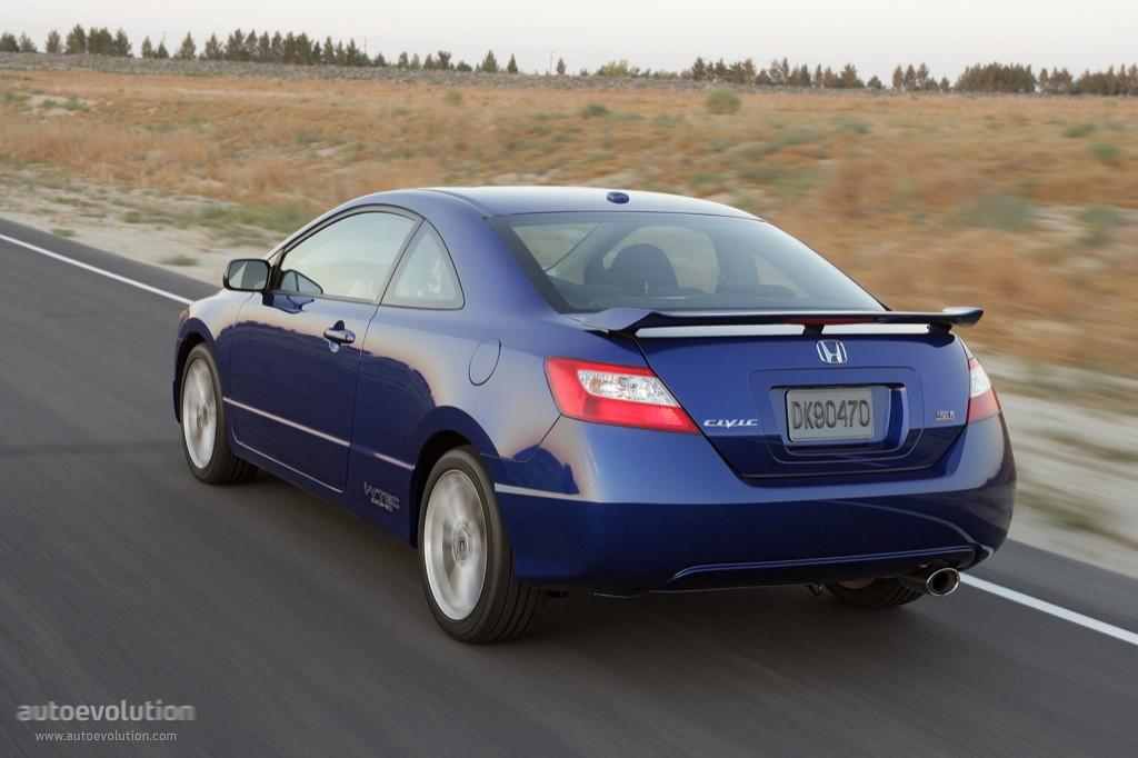 ... HONDA Civic Coupe Si (2006   2008) ...